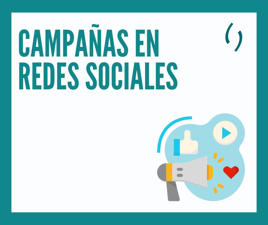 campañas redes sociales